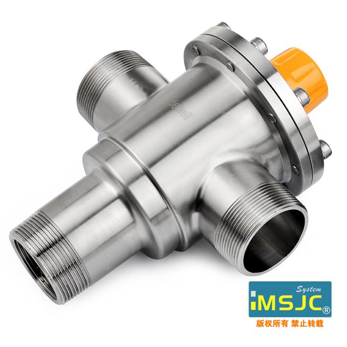 MSJC热水工程恒温阀|RS50T